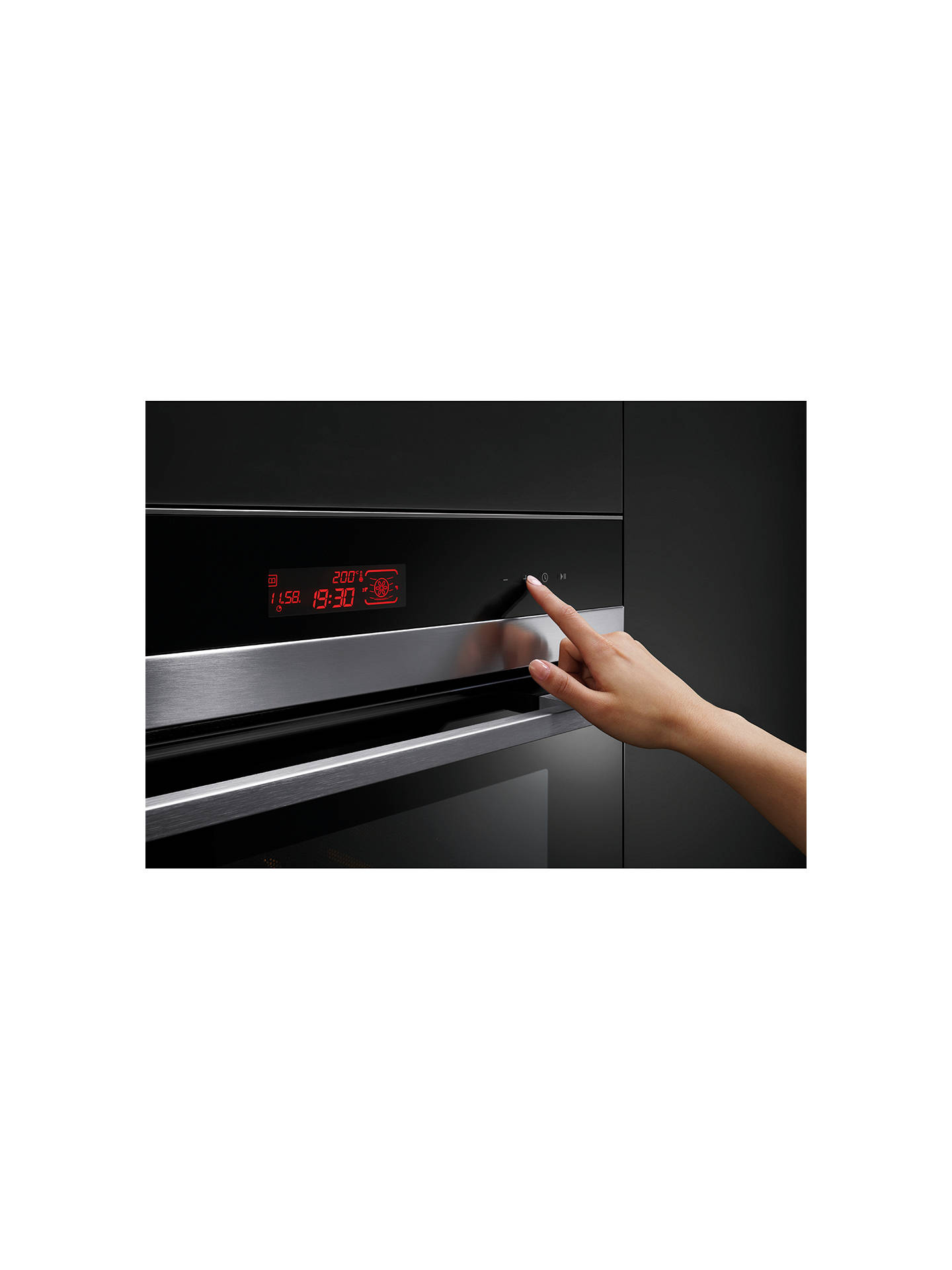 Fisher Paykel Om36ndxb1 Built In Combination Microwave