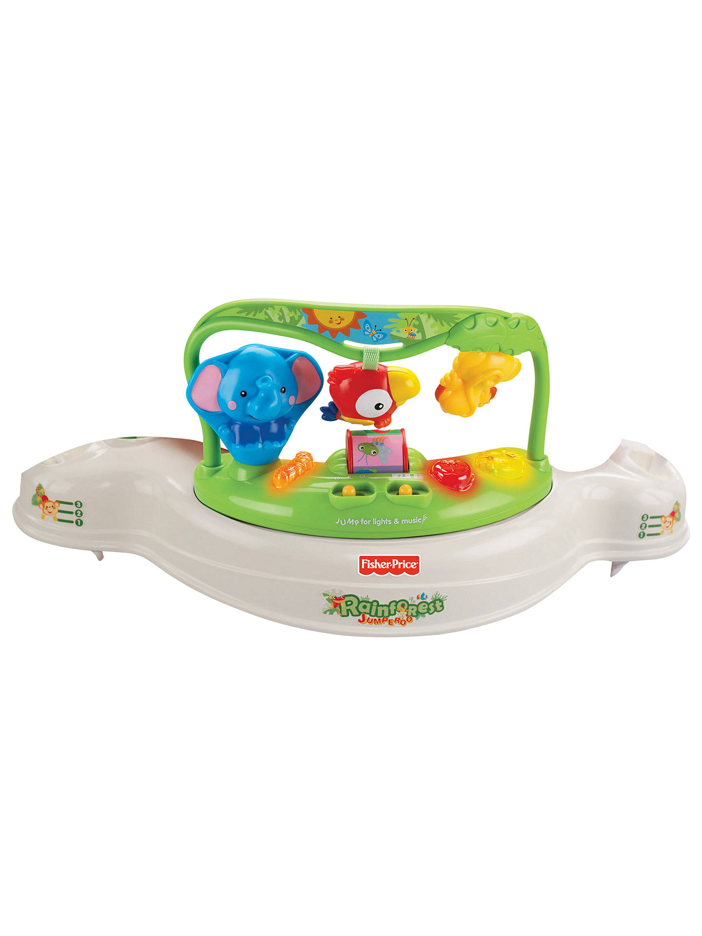 BuyFisher Price Rainforest Jumperoo Online at johnlewis.com