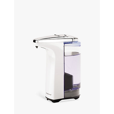Buy simplehuman Compact Sensor Soap Dispenser Online at johnlewis.com
