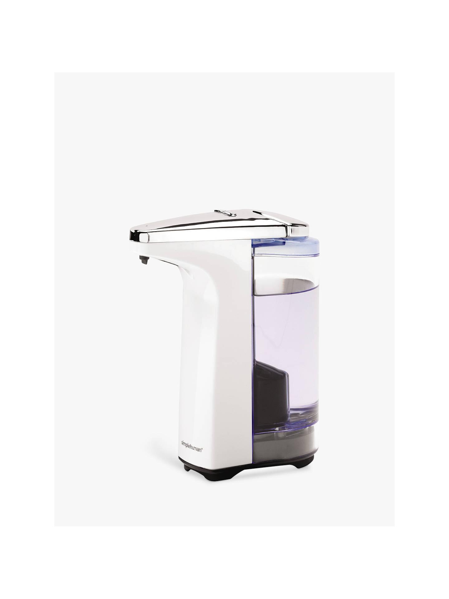Simplehuman Compact Sensor Soap Dispenser