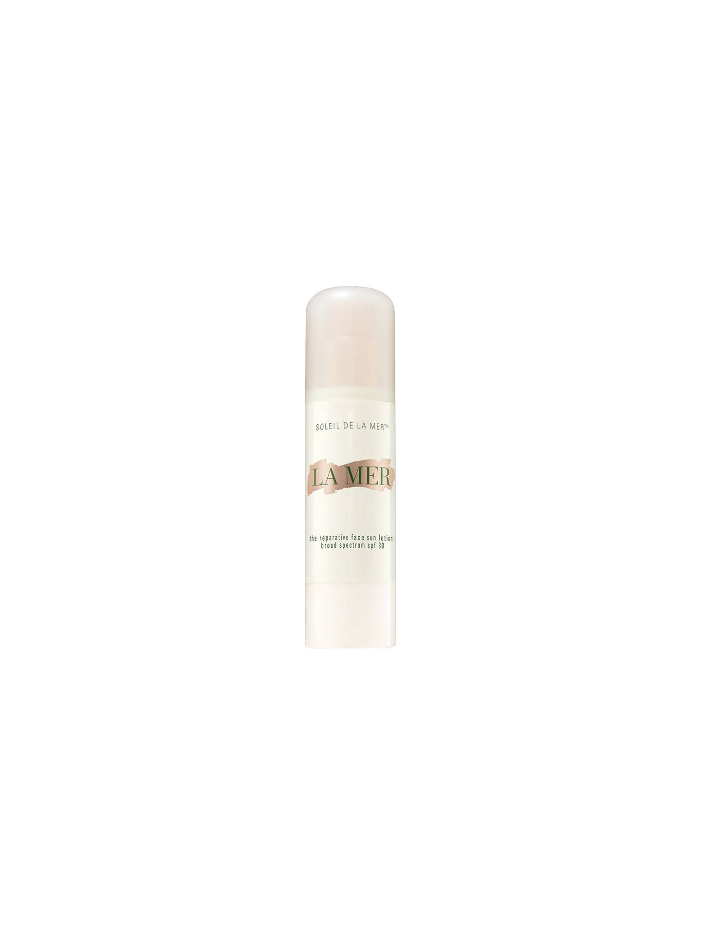 BuyLa Mer The Reparative Face Sun Lotion SPF30, 50ml Online at johnlewis.com