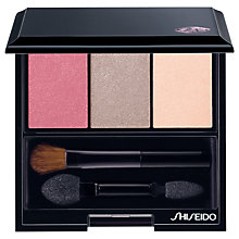 Buy Shiseido Luminizing Satin Eyeshadow Trio Palette Online at johnlewis.com