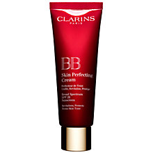 Buy Clarins BB Skin Perfecting Cream SPF25 Online at johnlewis.com