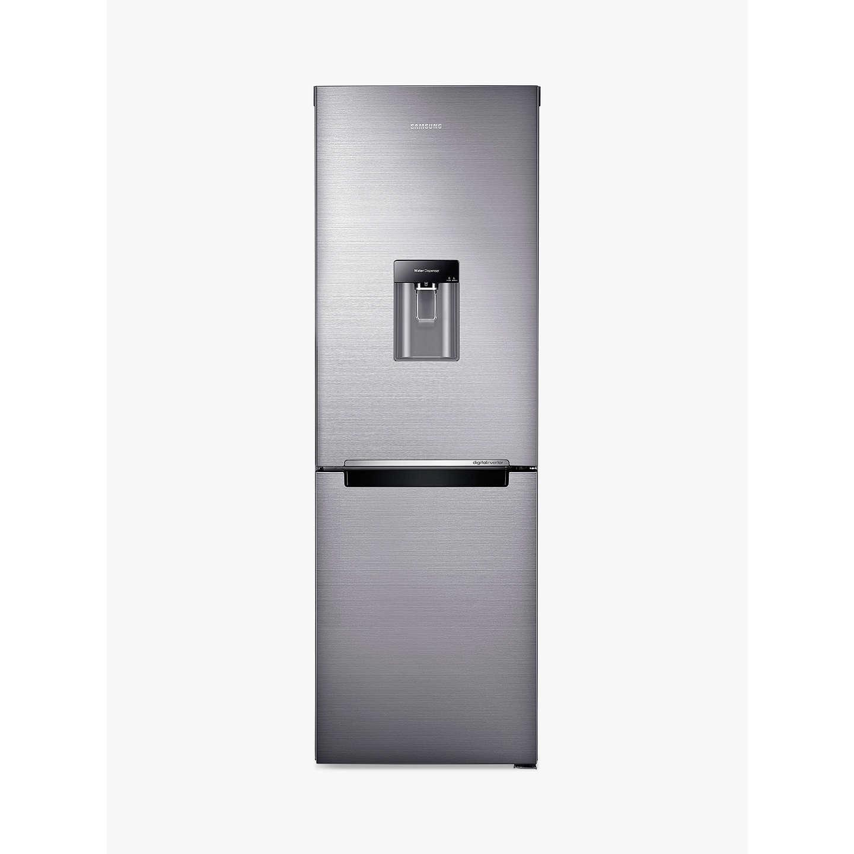 samsung rb29fwrndss fridge freezer brushed steel at john. Black Bedroom Furniture Sets. Home Design Ideas