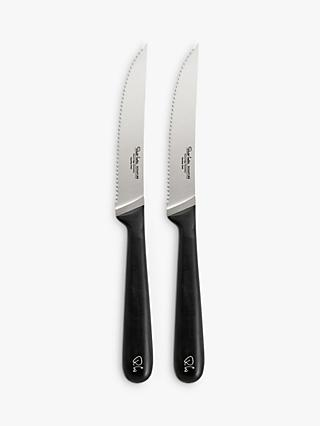 Robert Welch Signature Steak Knives, Set of 2