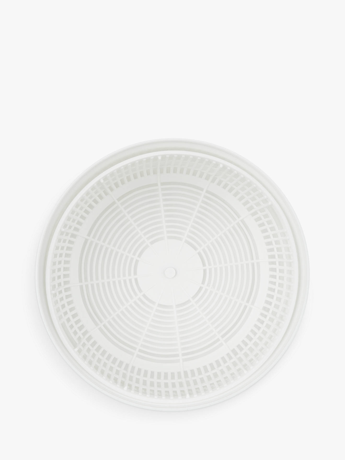 Buy John Lewis & Partners The Basics Salad Spinner Online at johnlewis.com