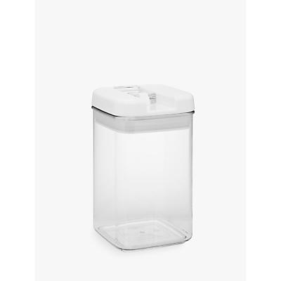 John Lewis Flip-Tite Tall Storage Container, 0.8L