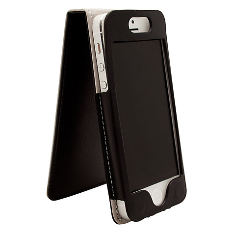 Buy Venom Flip and Talk Case for iPhone 5 & 5s, Black Online at johnlewis.com