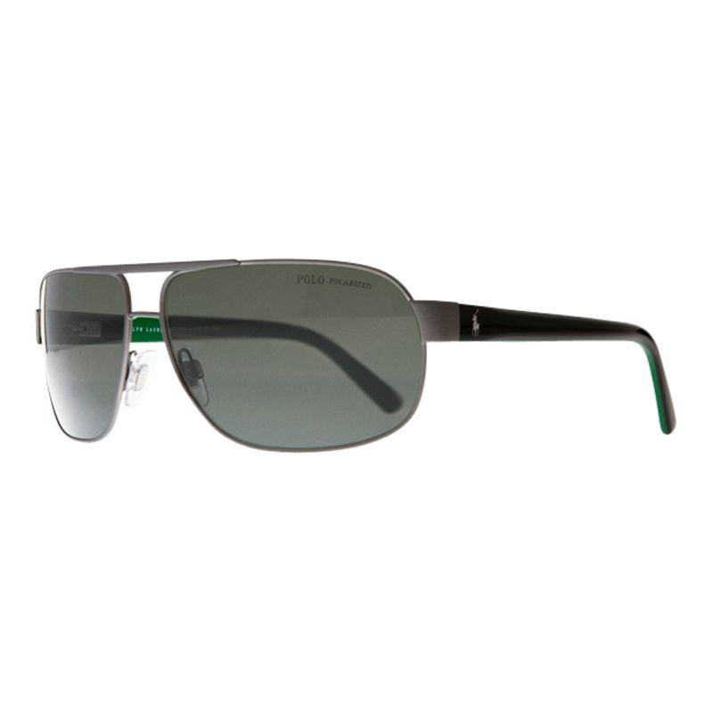 563c2b72dbdf Polo Ralph Lauren PH3066 Pony Player Pilot Sunglasses at John Lewis &  Partners