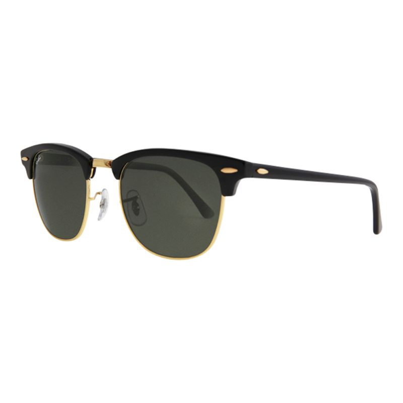 Ray-Ban RB3016 Classic Clubmaster Sunglasses at John Lewis