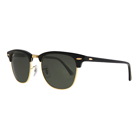 buy ray ban clubmaster  Buy Ray-Ban RB3016 Classic Clubmaster Sunglasses