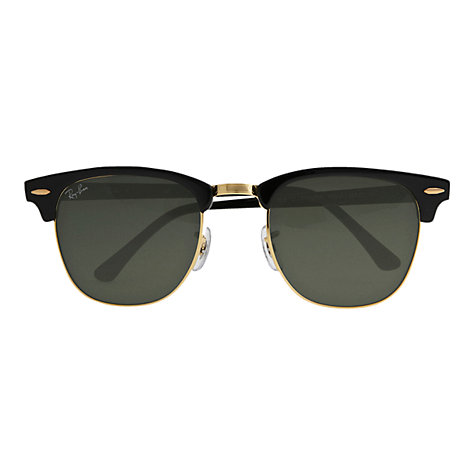 Ray Ban Classic Clubmaster Sunglasses  buy ray ban rb3016 classic clubmaster sunglasses online at johnlewis
