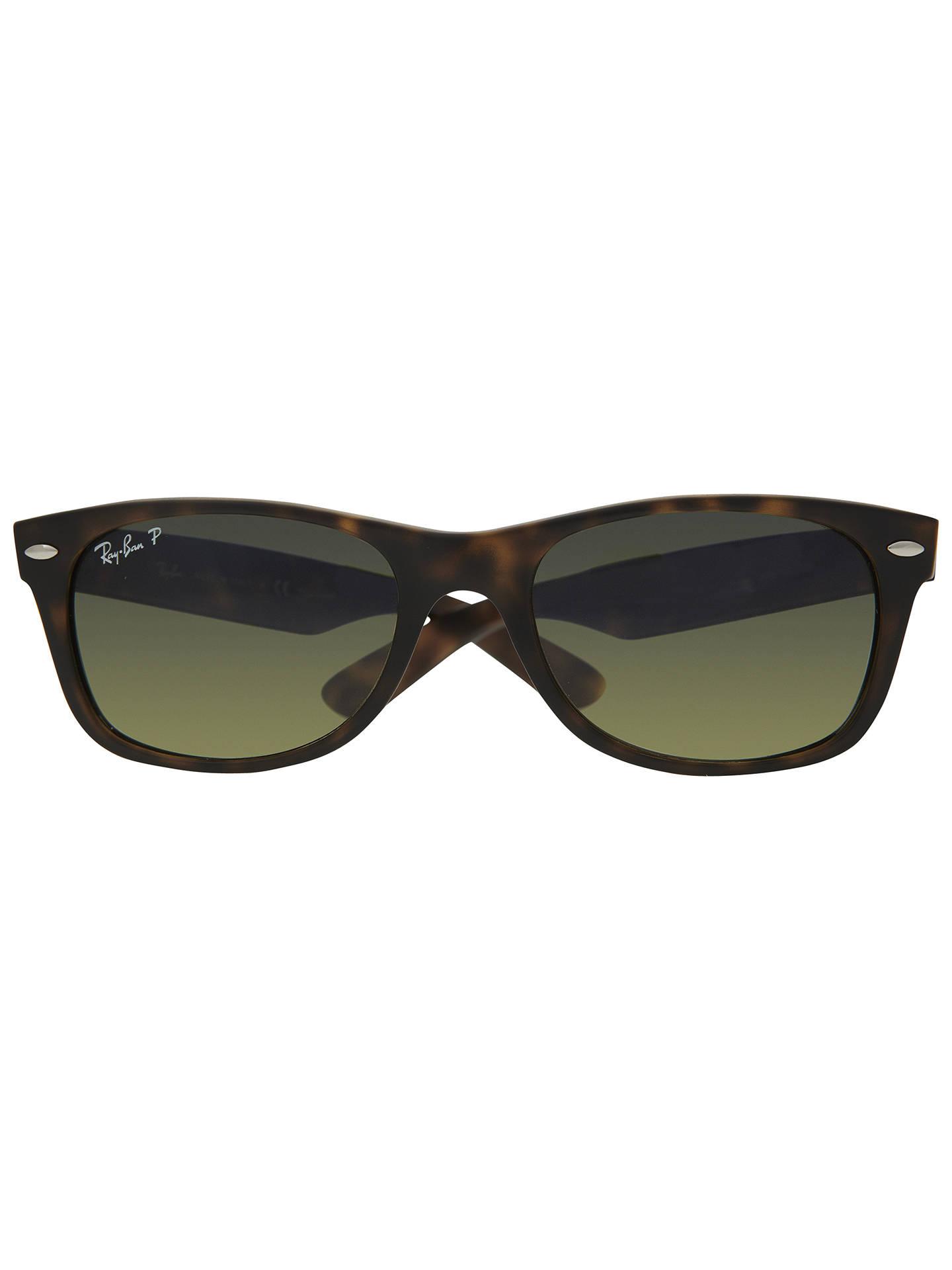131bcb78b4 Ray-Ban RB2132 Men s New Wayfarer Polarised Sunglasses at John Lewis ...