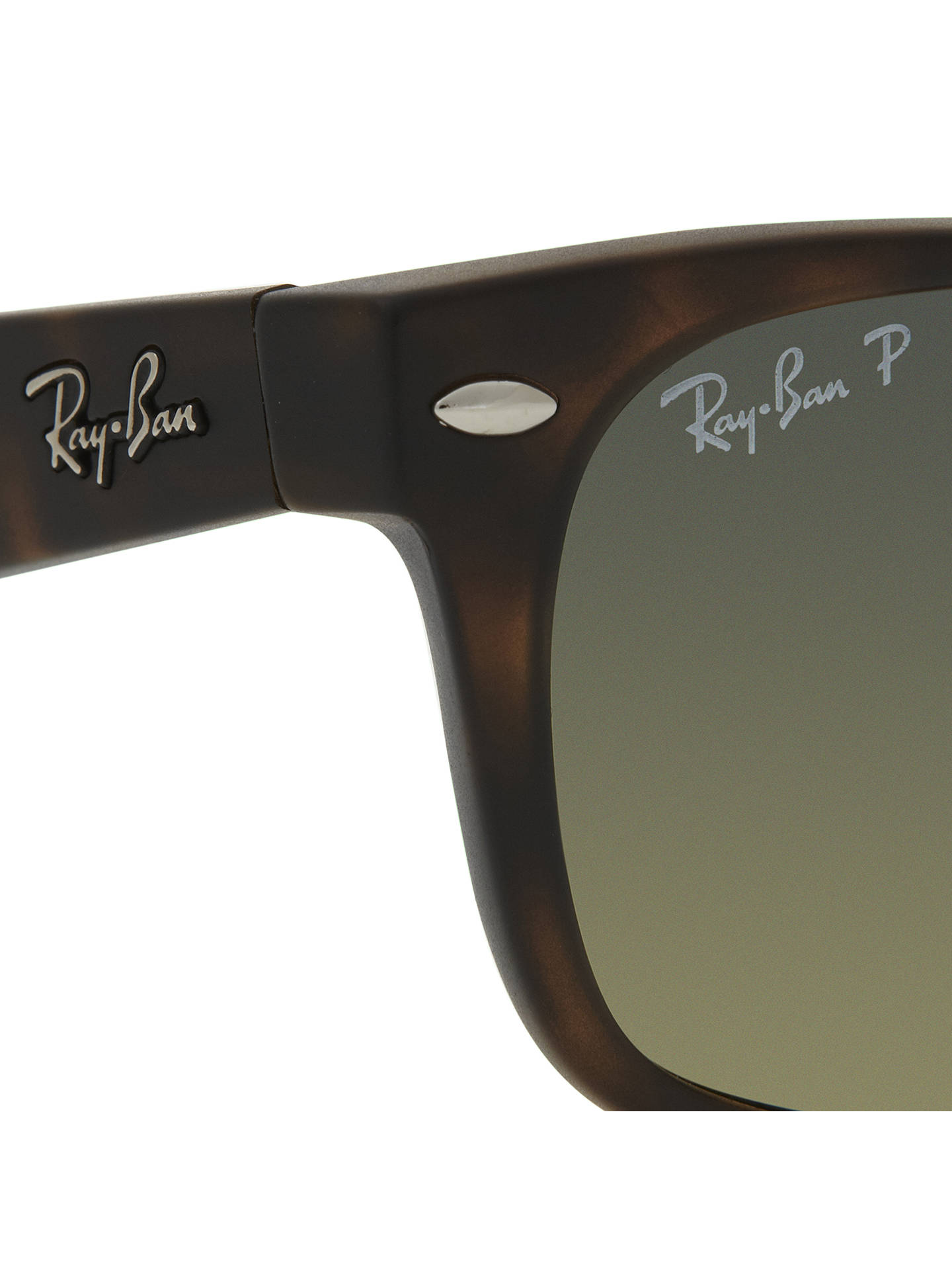 a1e5cd8e71 John Sunglasses Polarised At Ray Wayfarer New Lewis Rb2132 Ban Men s  xq8w7Av4