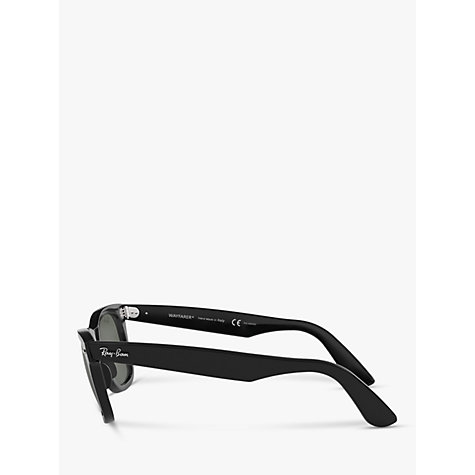 ray ban rb2140 iconic wayfarer  buy ray ban rb2140 wayfarer sunglasses online at johnlewis