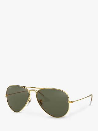 Ray-Ban RB3025 Iconic Aviator Sunglasses
