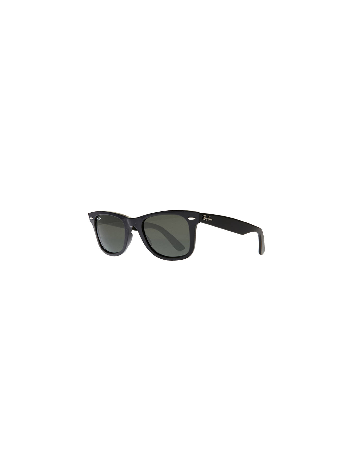 bc0bf73a9a971 Ray-Ban RB2140 Original Wayfarer Sunglasses at John Lewis   Partners