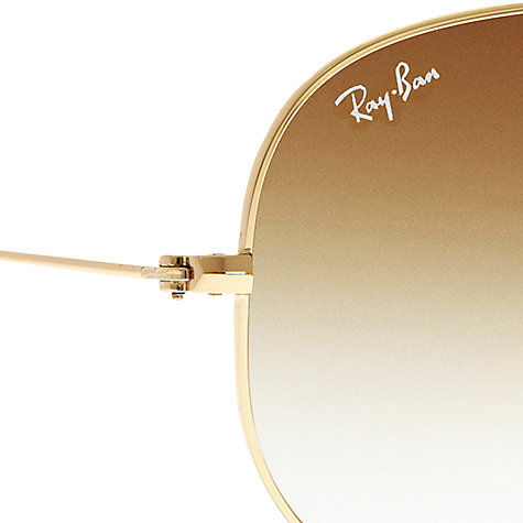 ray ban rb3025 iconic aviator sunglasses  buy ray ban rb3025 iconic aviator sunglasses online at johnlewis