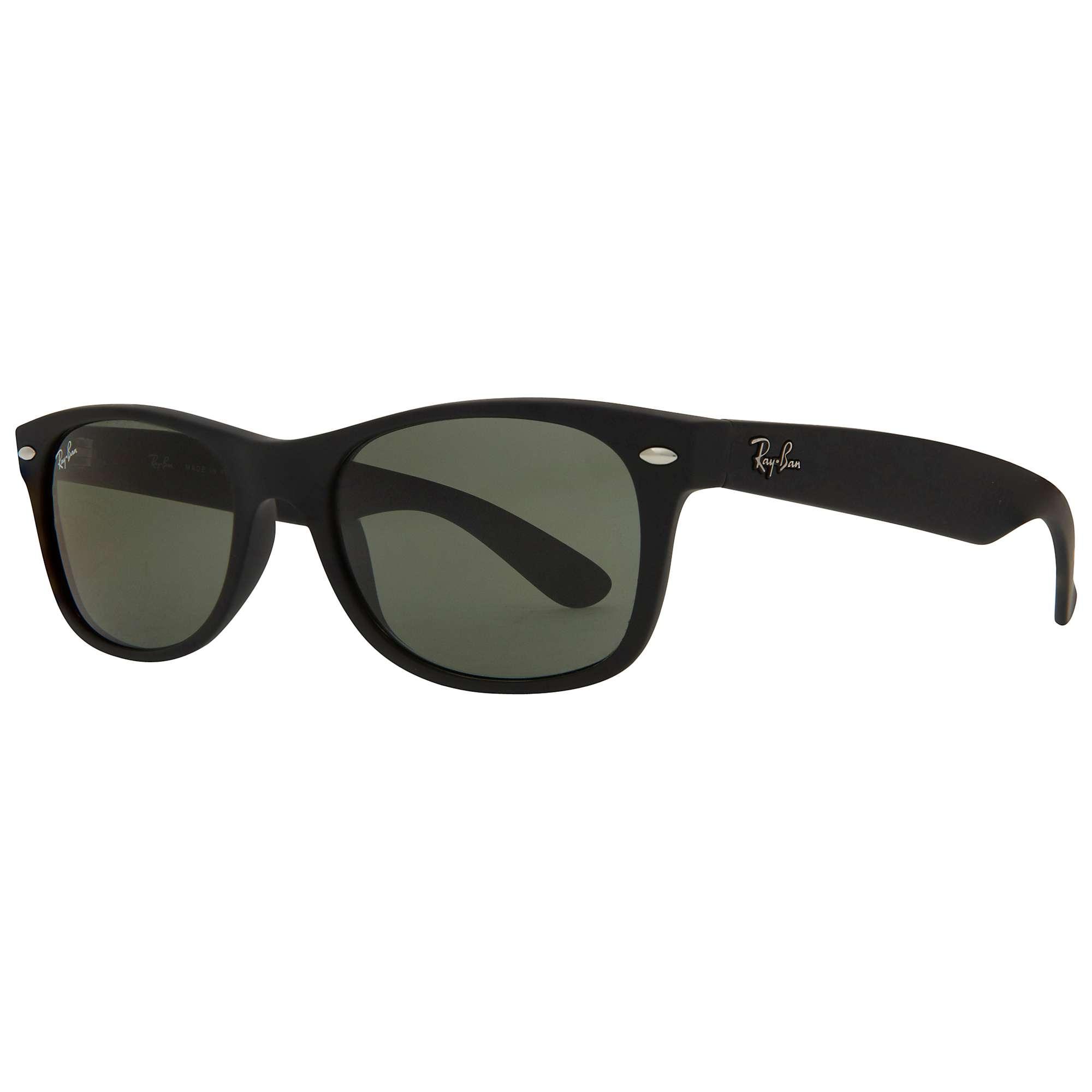 Ray Ban RB20 New Wayfarer Sunglasses, Matte Black