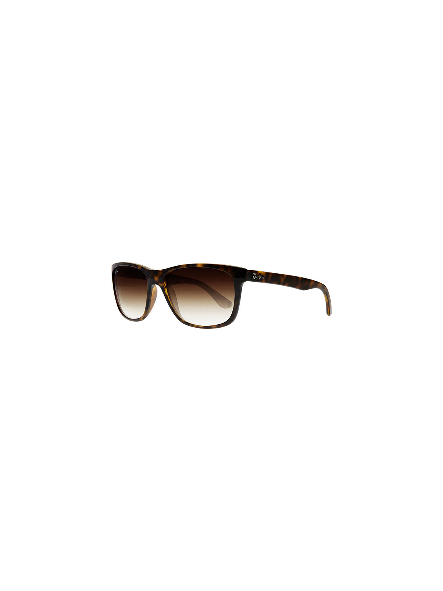 61bf7a4163c4 Ray-Ban RB4181 Highstreet Square Sunglasses at John Lewis   Partners
