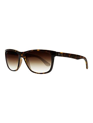 Ray-Ban RB4181 Highstreet Square Sunglasses