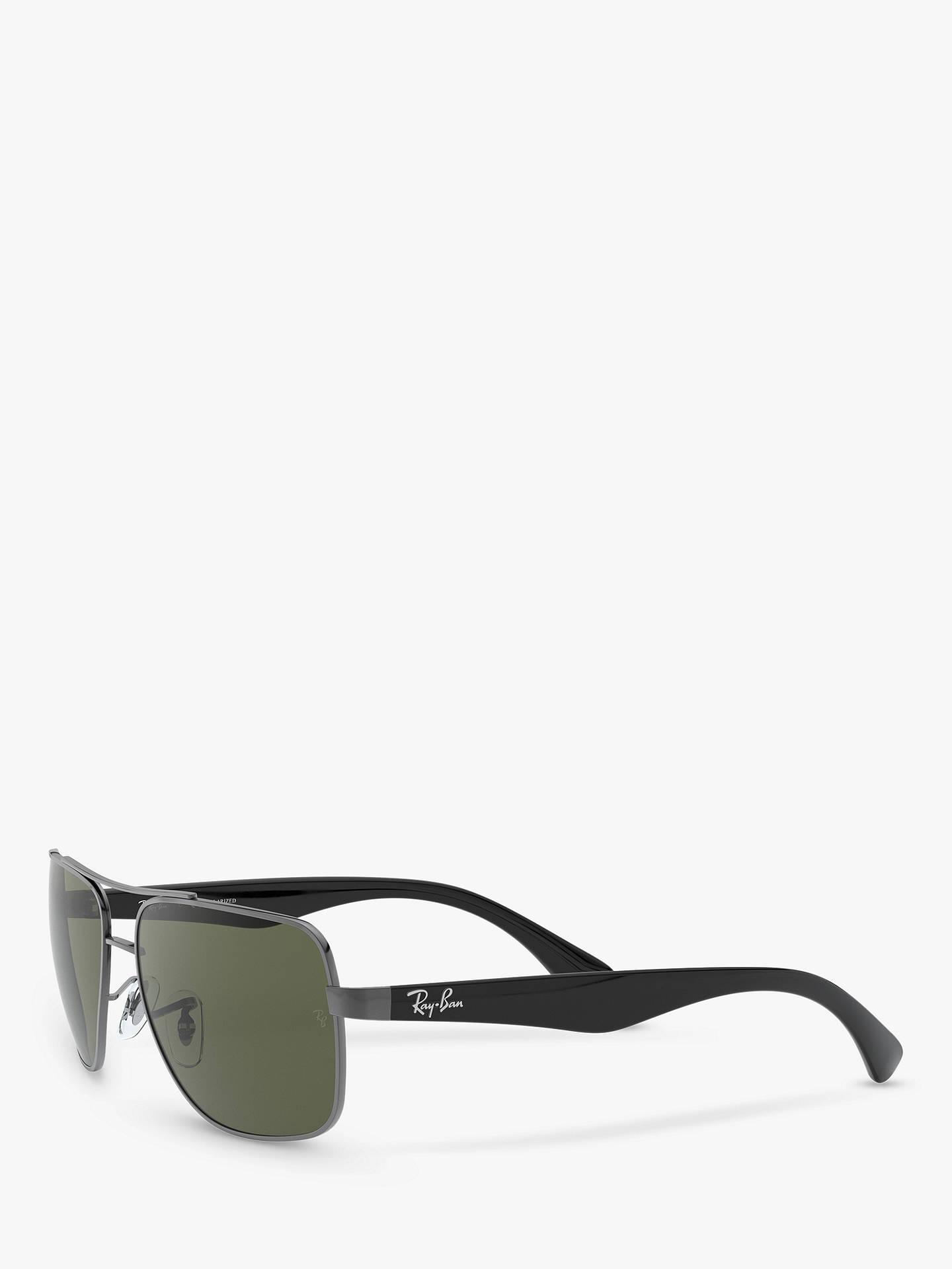 954fe907b5 ... BuyRay-Ban RB3483 Highstreet Polarised Square Sunglasses