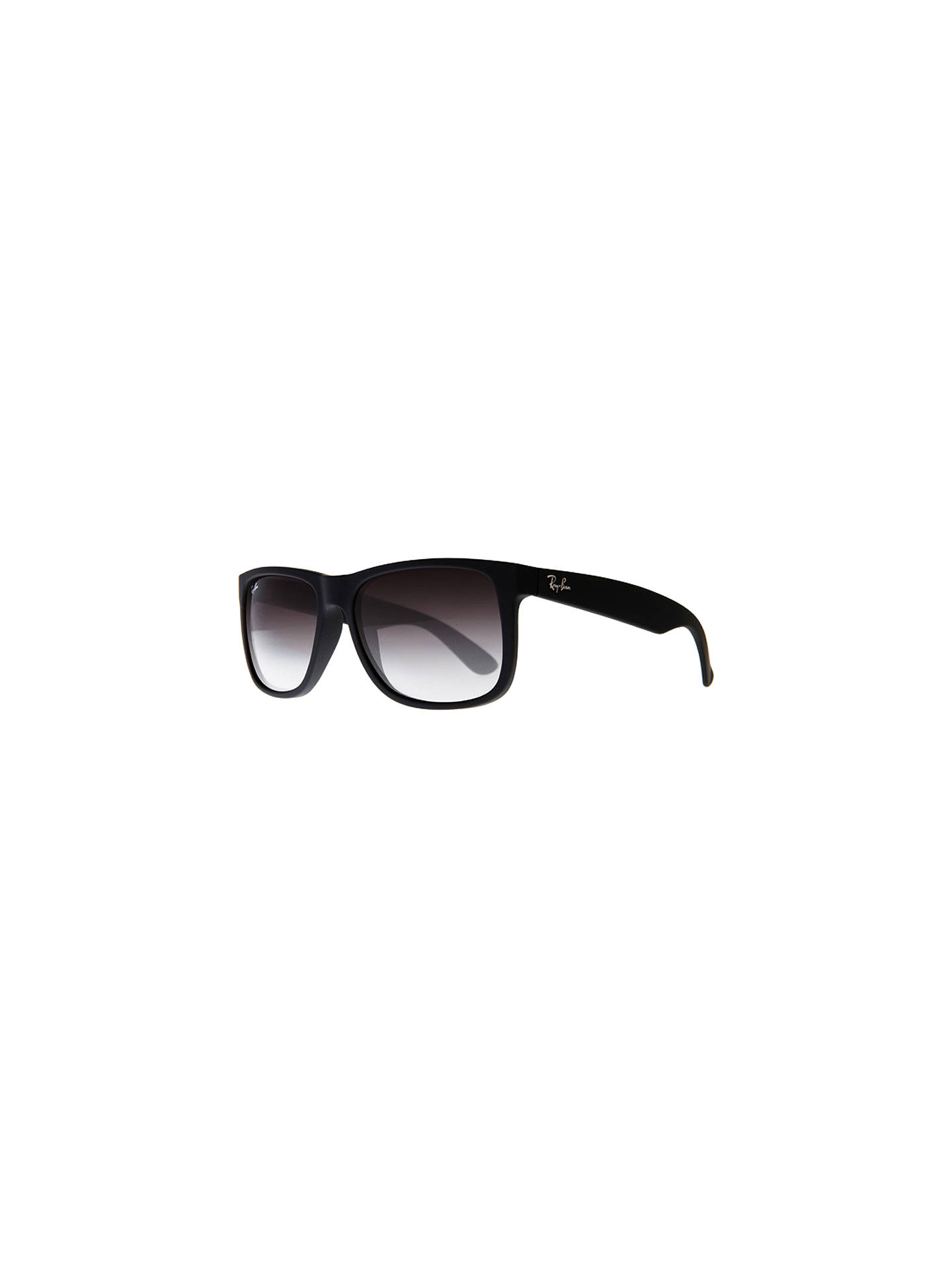 f6662db0bbb Ray-Ban RB4165 Justin Rectangular Sunglasses at John Lewis   Partners