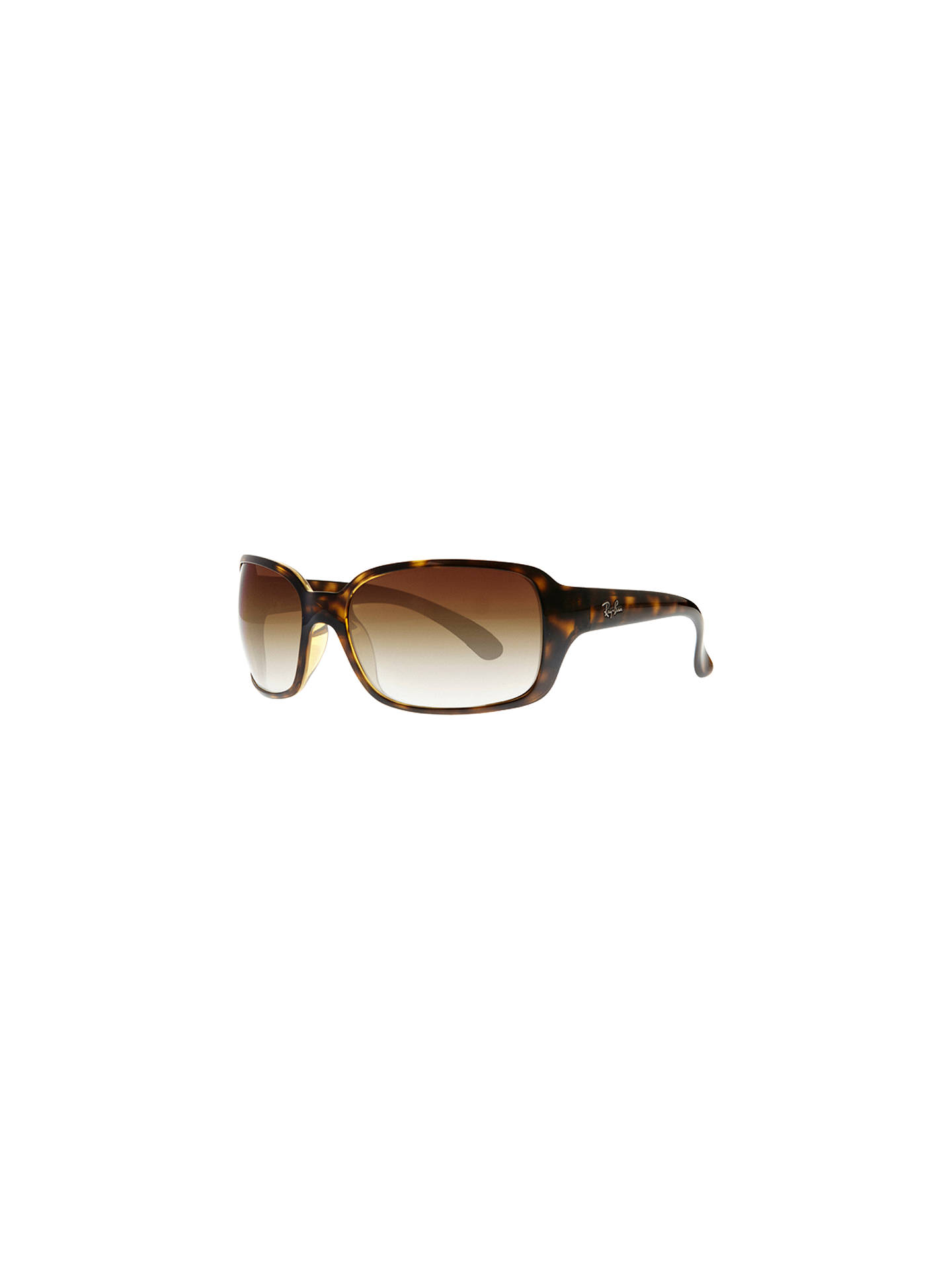 3c188b2f02305 Ray-Ban RB4068 Highstreet Square Sunglasses at John Lewis   Partners