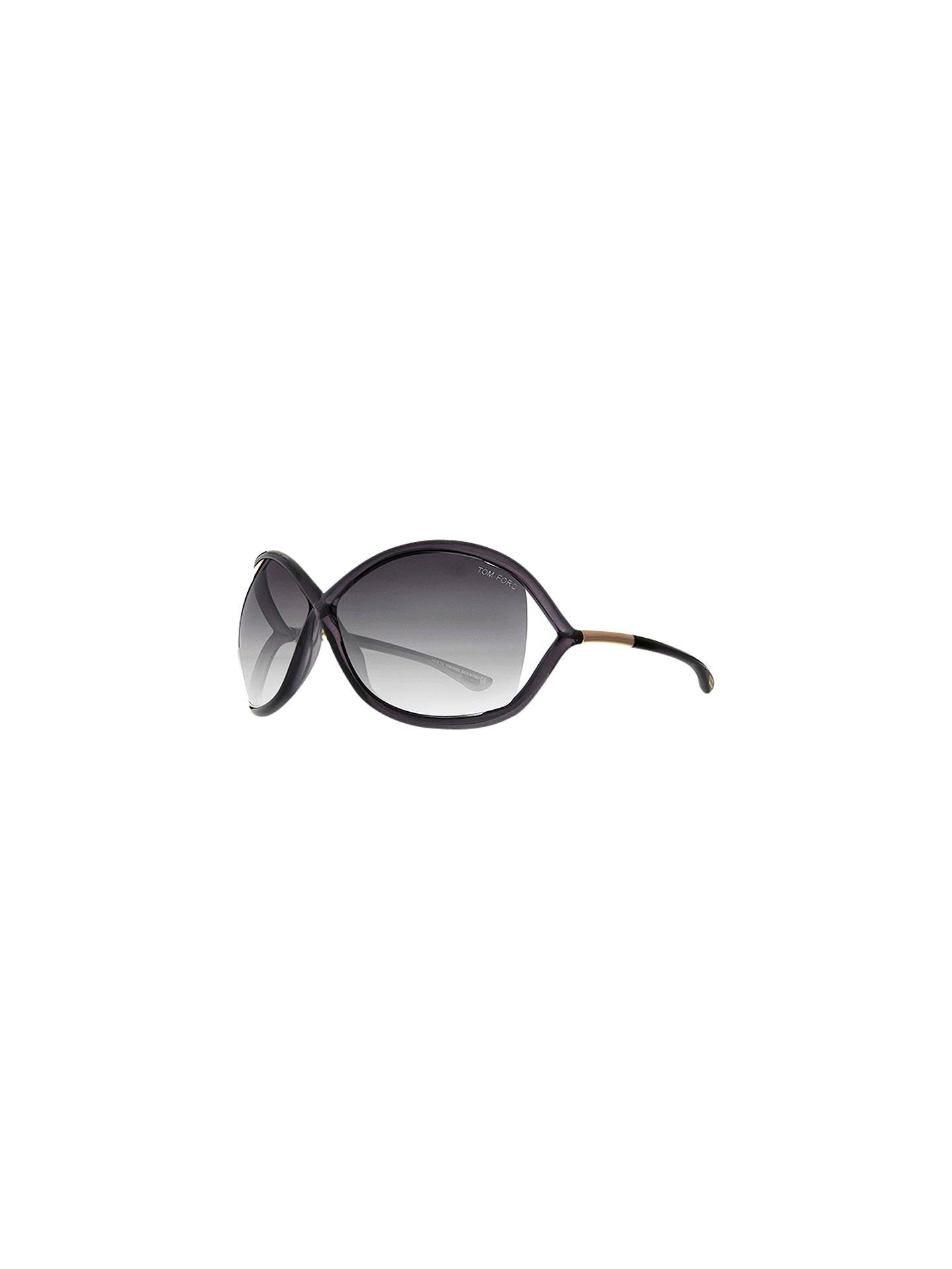 8b7d7795c1de0 Buy TOM FORD FT0009 Whitney Butterfly Sunglasses