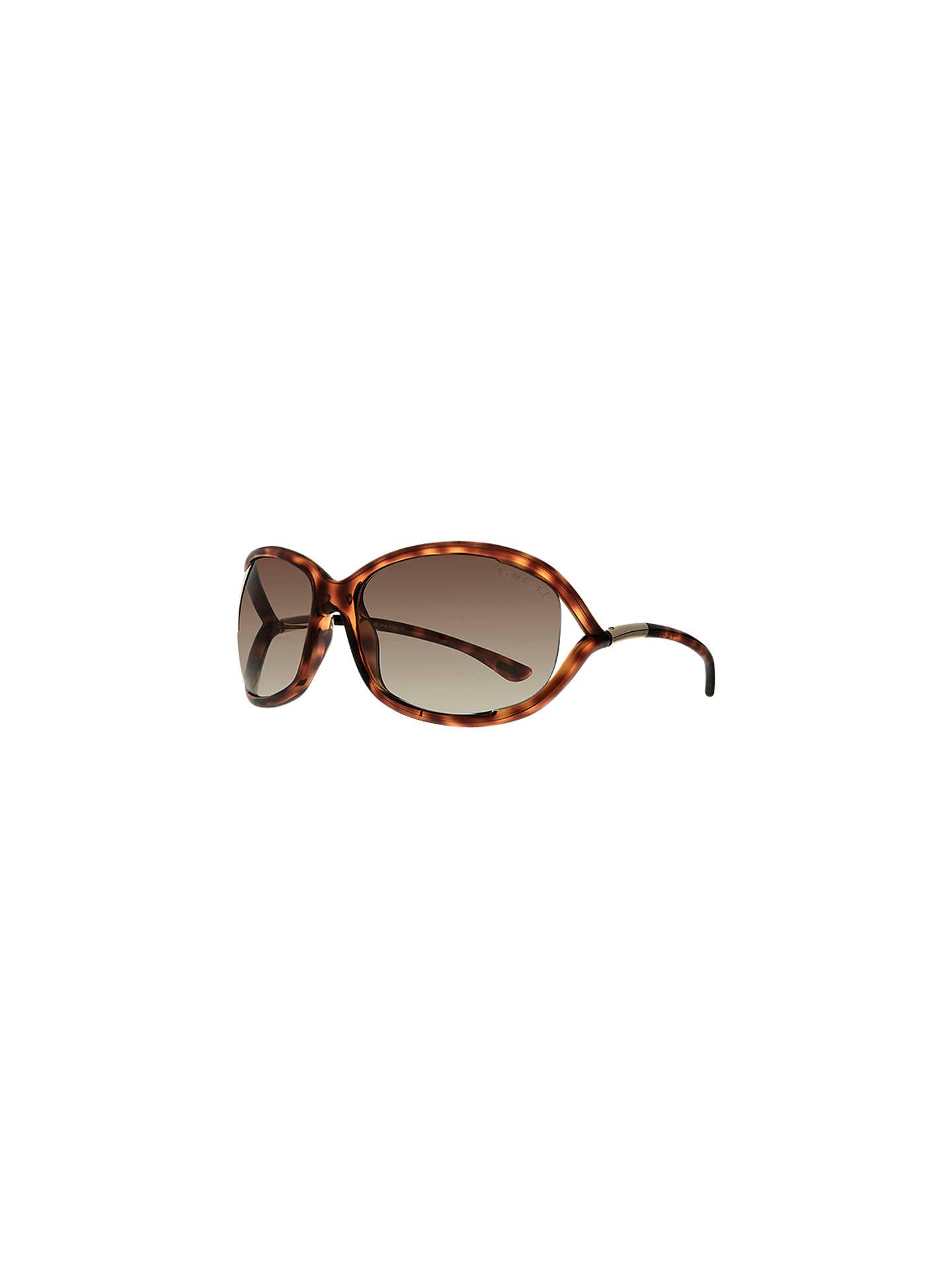 273956d3fef Buy TOM FORD FT0008 Jennifer Square Sunglasses