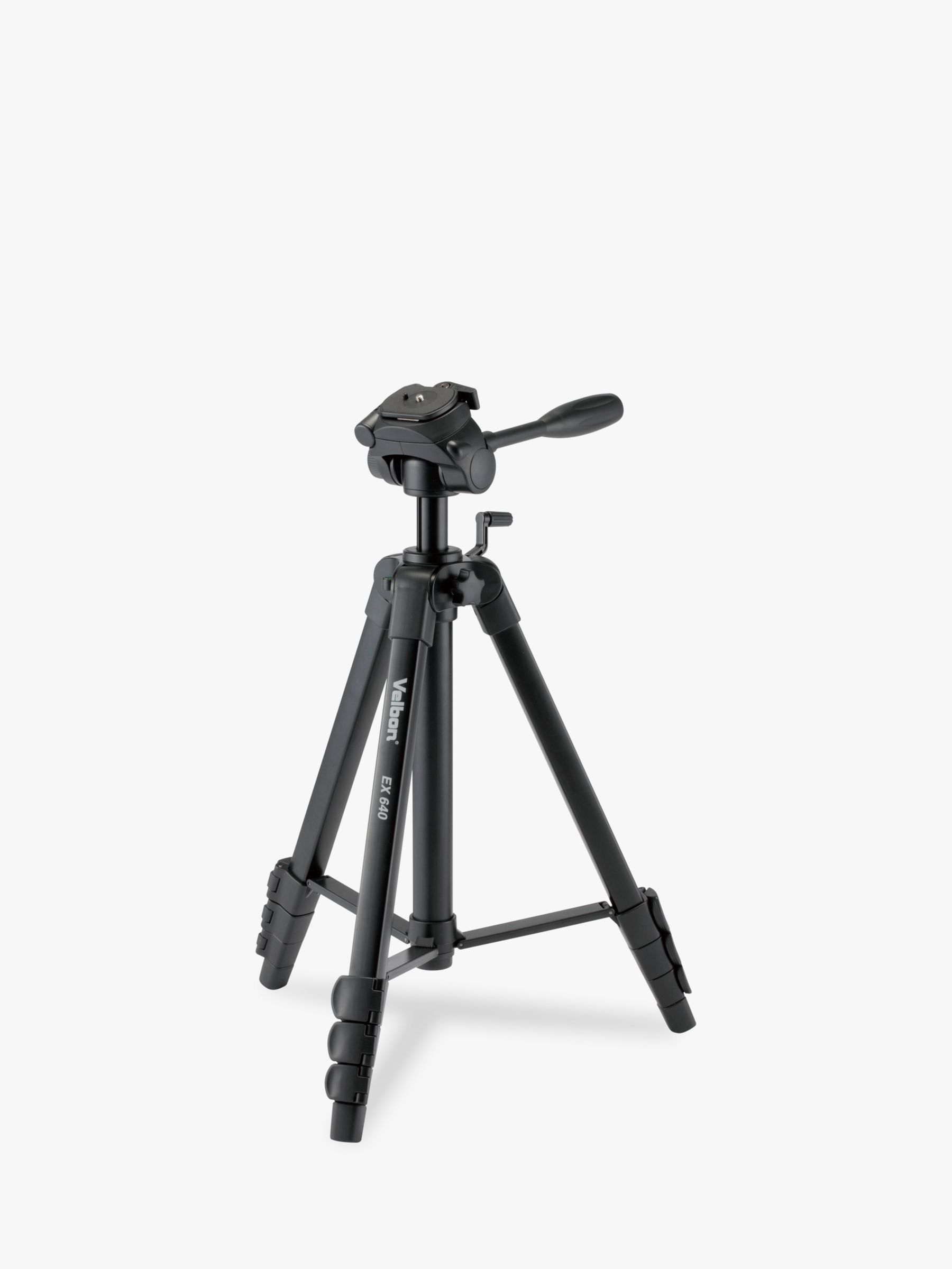 Velbon Velbon EX-640 Tripod, Black
