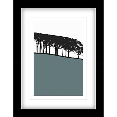 Jacky Al-Samarraie – Guiseley Framed Print, 44 x 34cm