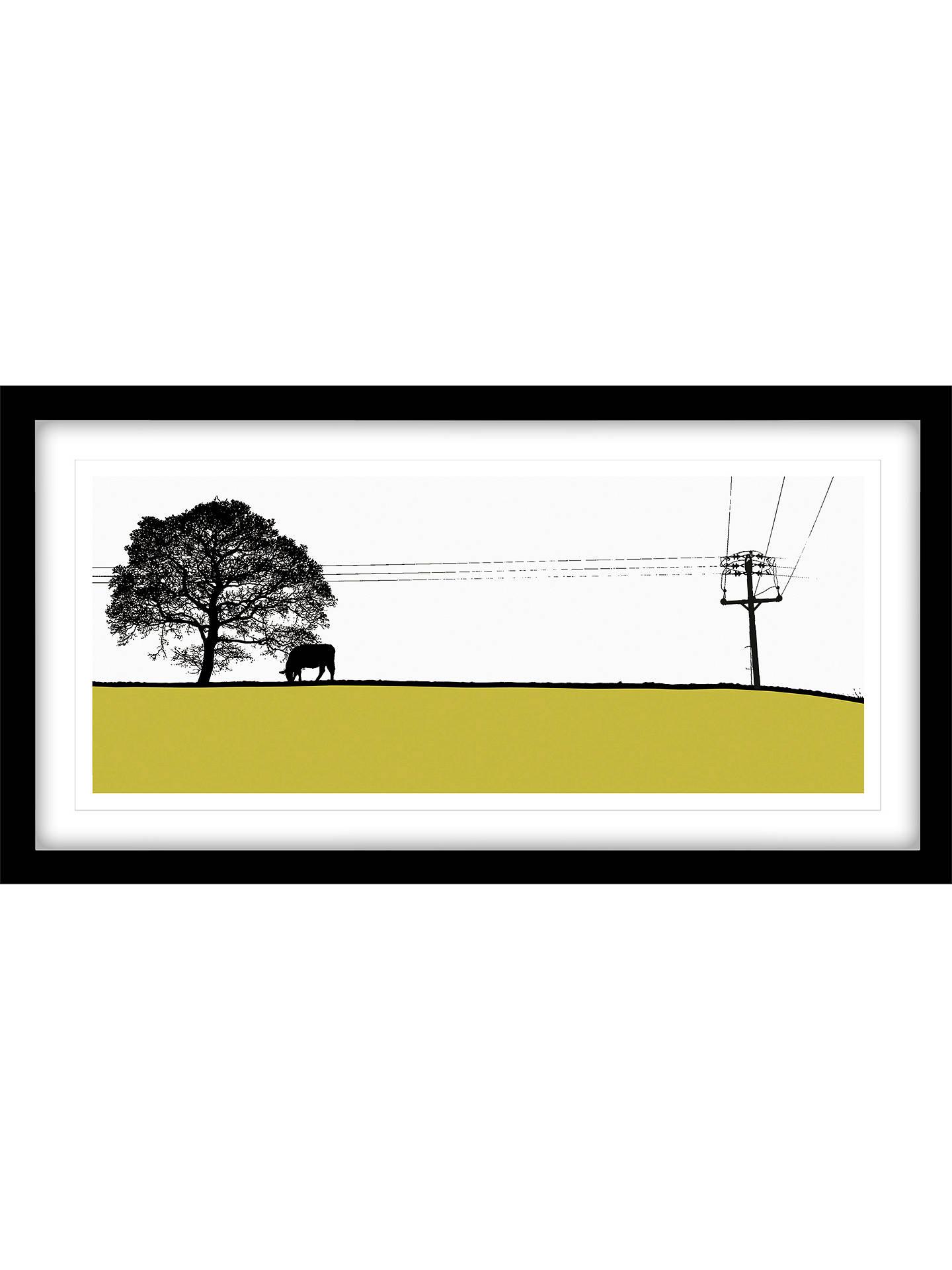 Jacky Al-Samarraie -Yeadon Framed Print, 44 x 84cm at John Lewis ...