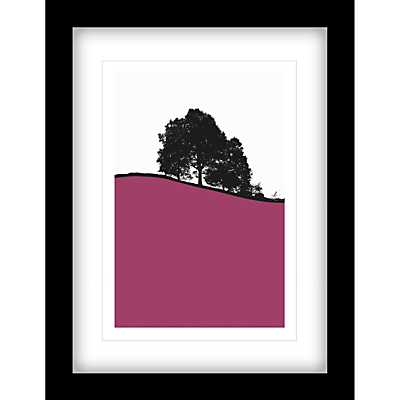 Jacky Al-Samarraie – Hawkshead Framed Print, 44 x 34cm