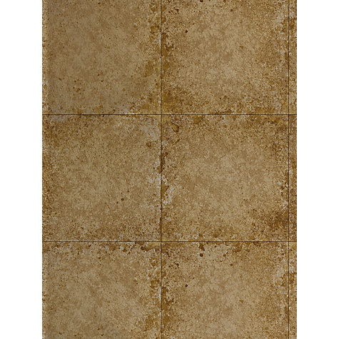 Buy Zoffany Lustre Tile Wallpaper Online at johnlewis.com