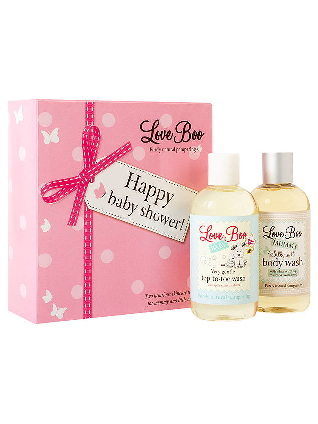 Buy Love Boo Baby Shower Gift Box Online at johnlewis.com