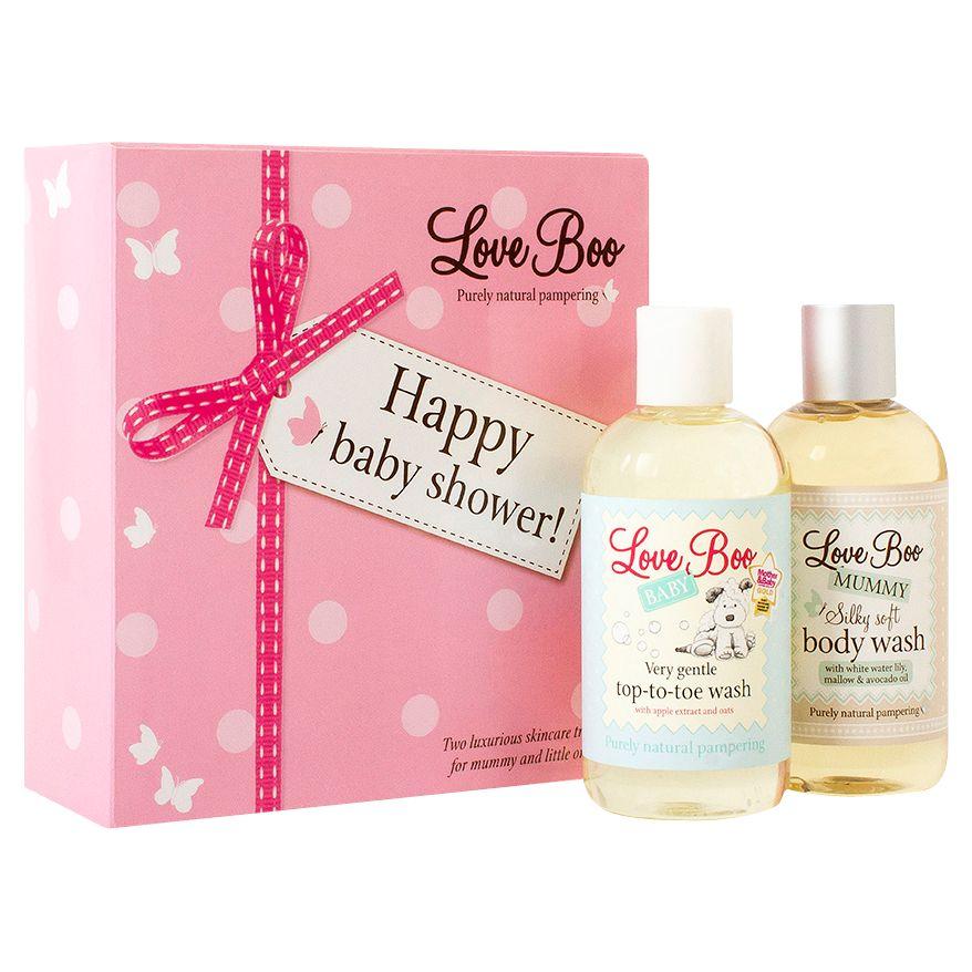 Love Boo Toiletries Love Boo Baby Shower Gift Box