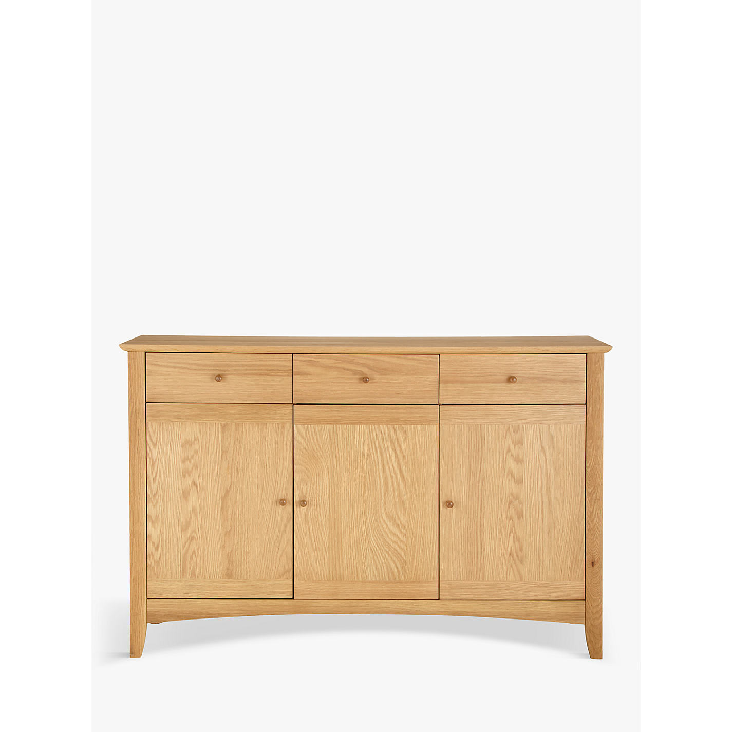 John Lewis Alba Wide Sideboard Online At Johnlewis