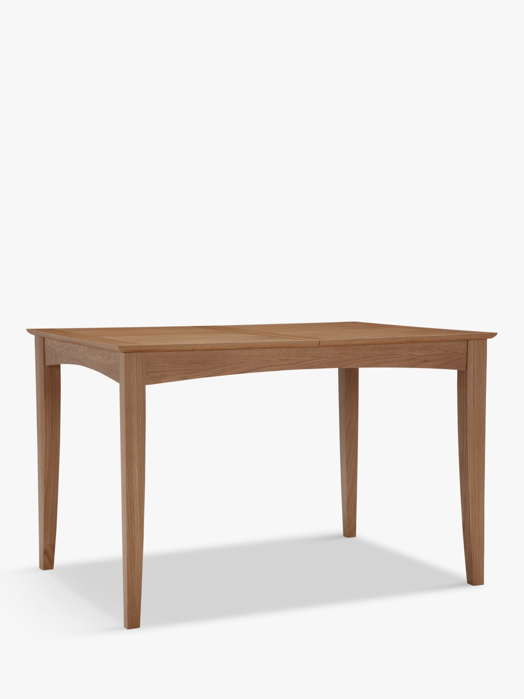 fee79a146aa6 John Lewis & Partners Alba 4-6 Seater Extending Dining Table at John Lewis  & Partners