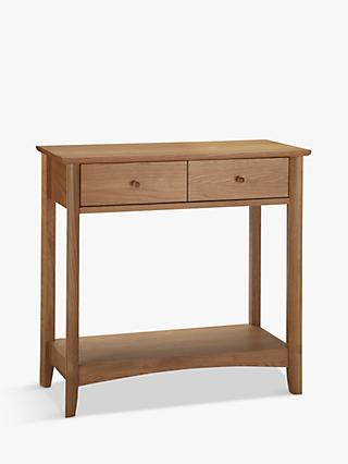 John Lewis & Partners Alba Console Table