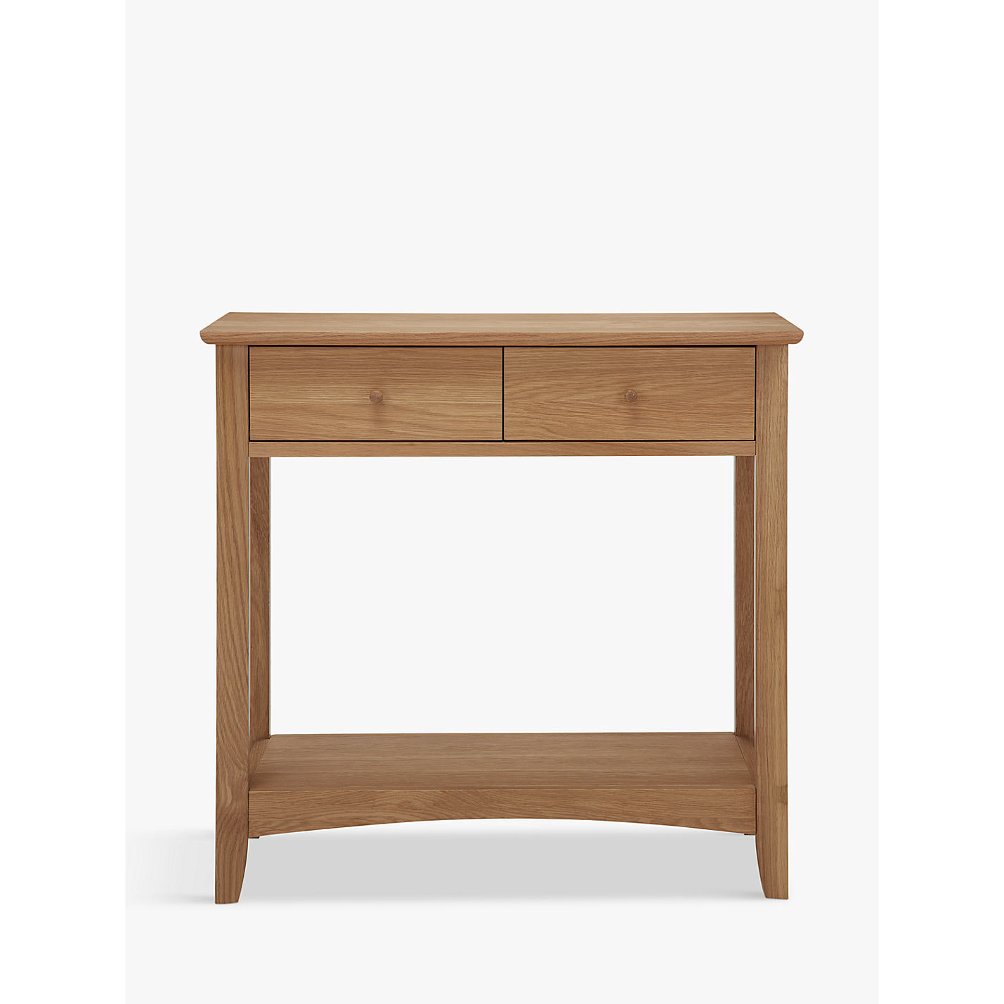 Buy john lewis alba console table john lewis buy john lewis alba console table online at johnlewis geotapseo Image collections