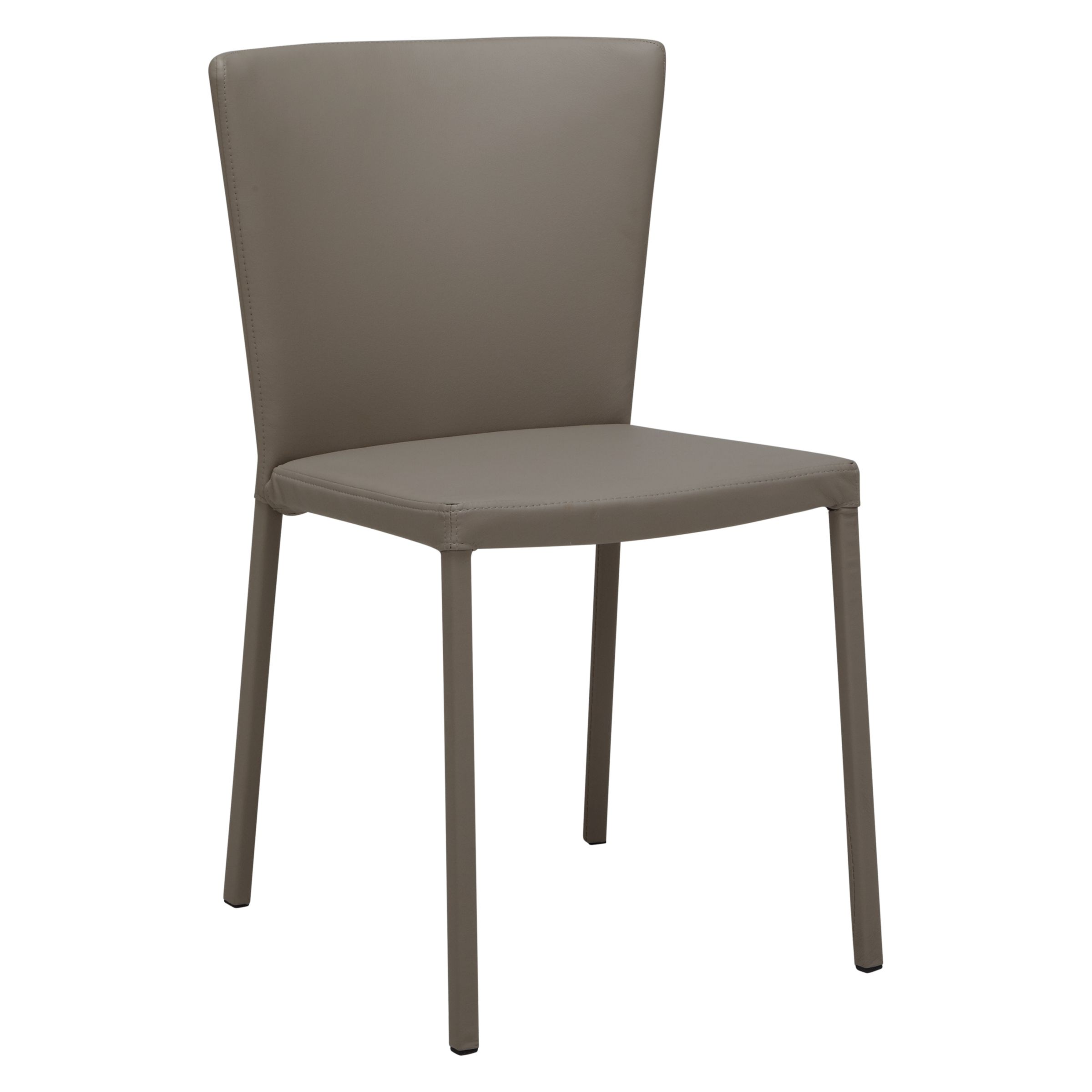 Faux leather Dining Chairs John Lewis