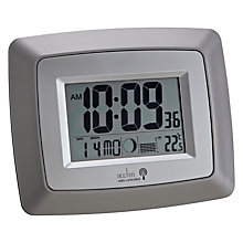 Buy Acctim Lancia Radio Controlled Wall Clock Online at johnlewis.com