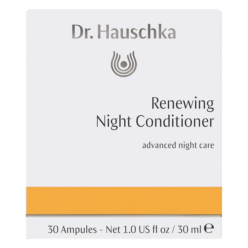 Dr Hauschka Dr Hauschka Rhythmic Night Conditioner, 30 Ampules