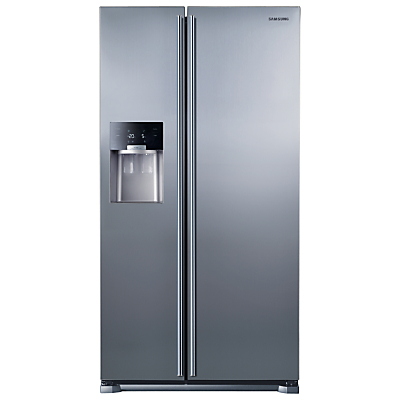 Samsung RS7567BHCSL American Style Fridge Freezer Clean Steel