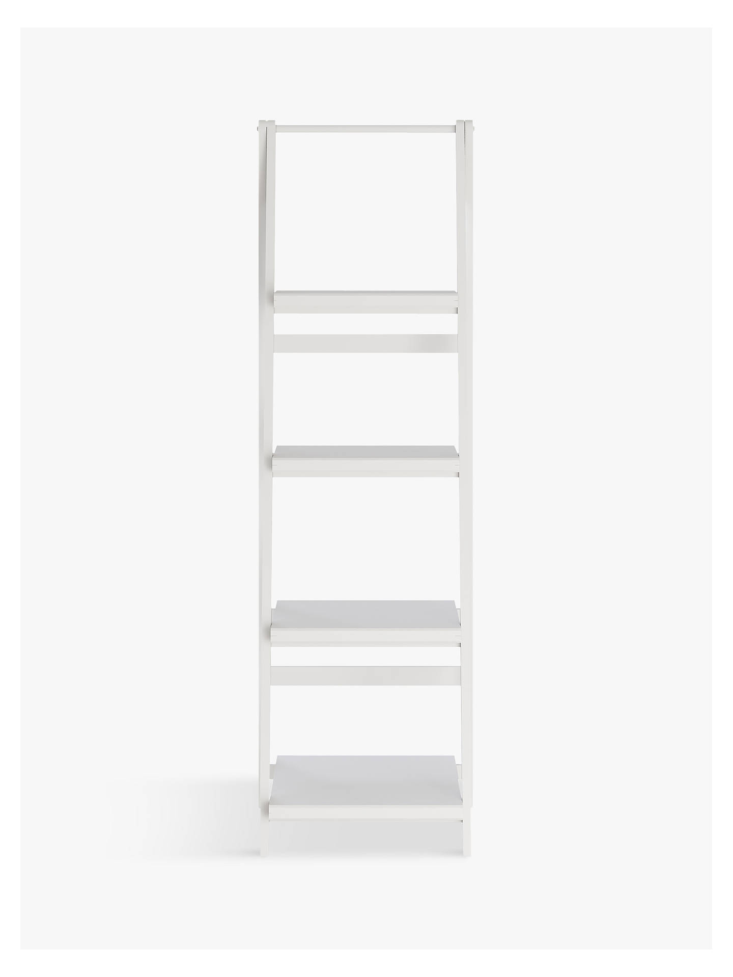 Buy John Lewis & Partners Apothecary Ladder Shelf Online at johnlewis.com
