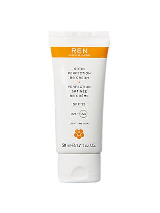 REN Satin Perfection BB Cream, 50ml