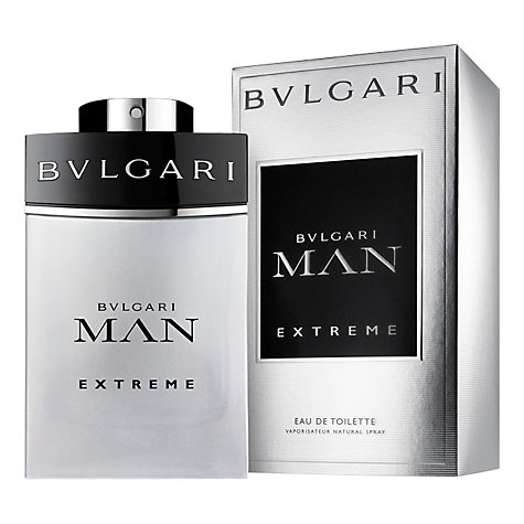 Buy Bulgari Man Extreme Eau de Toilette Online at johnlewis.com
