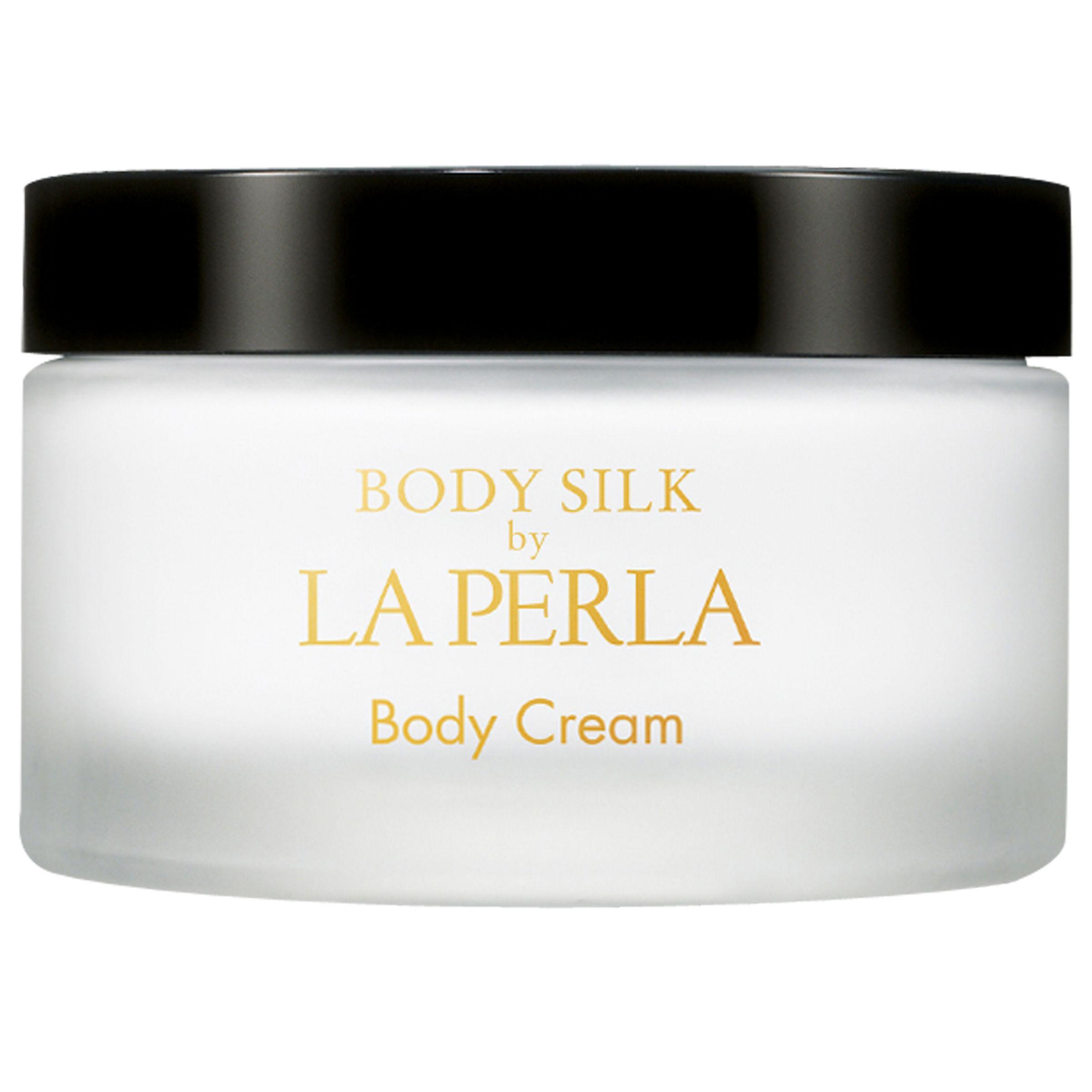 desconcertado Médula ósea si puedes  La Perla Body Silk Cream, 200ml at John Lewis & Partners