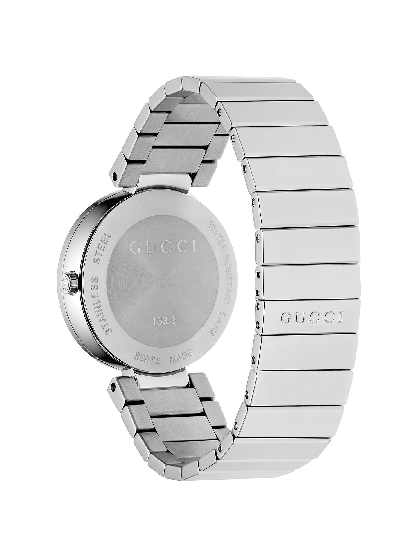b3e461a5694 ... Buy Gucci YA133308 Women s Interlocking G Bracelet Strap Watch